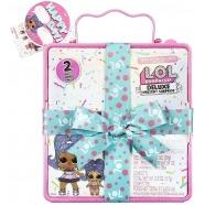 Кукла L.O.L. Surprise! Роскошный подарок 2 серия (розовый) Бишкек и Ош купить в магазине игрушек LEMUR.KG доставка по всему Кыргызстану