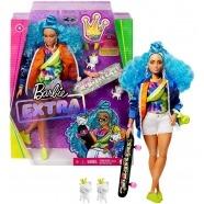 Кукла Барби Extra in Long-Fringe с котятами Бишкек и Ош купить в магазине игрушек LEMUR.KG доставка по всему Кыргызстану