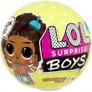 Кукла L.O.L. Surprise! Мальчики 3 серия Бишкек и Ош купить в магазине игрушек LEMUR.KG доставка по всему Кыргызстану